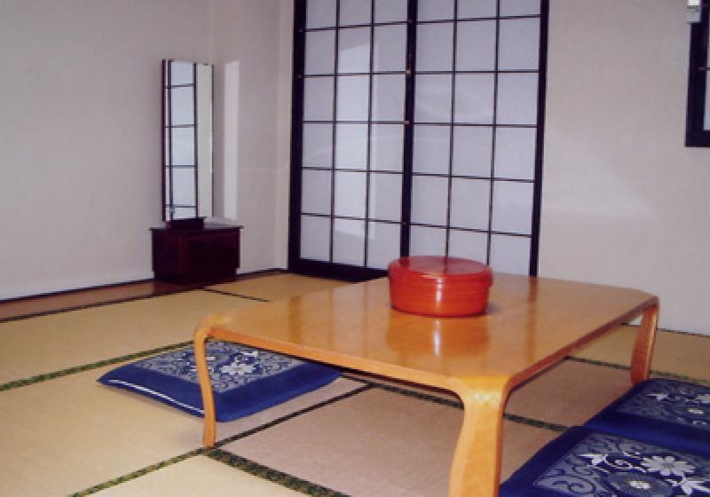サンホテル衣川荘室内写真